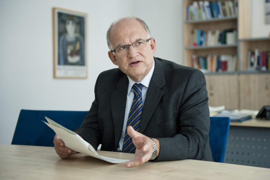 Interview mit Peter Schaar, Bundesbeauftragter für den Datenschutz