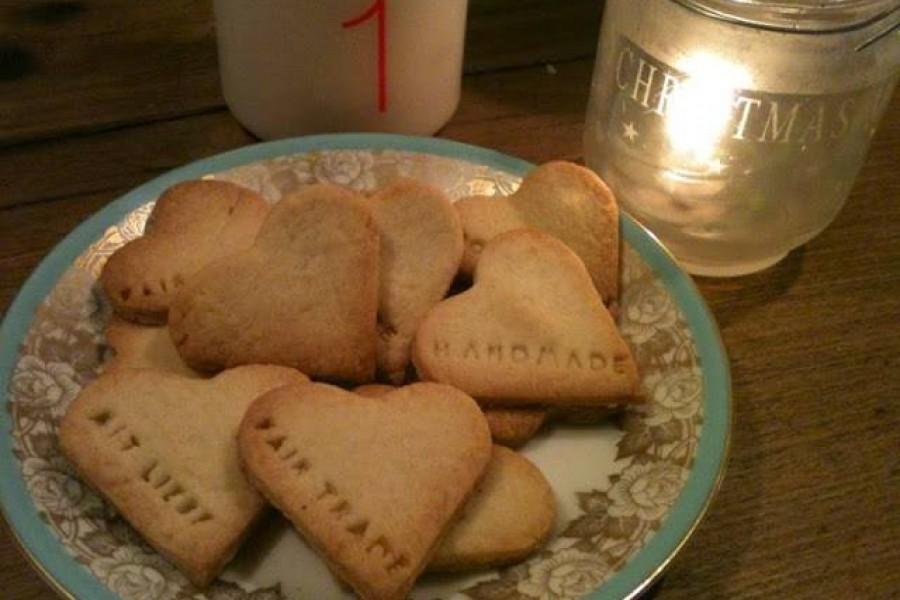 Our very dearest,  Weihnachten naht und unsere Meyer läuten nun die Challen…