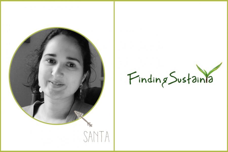 Gelebte Nachhaltigkeit – ein Interview mit Santa Meyer-Nandi…