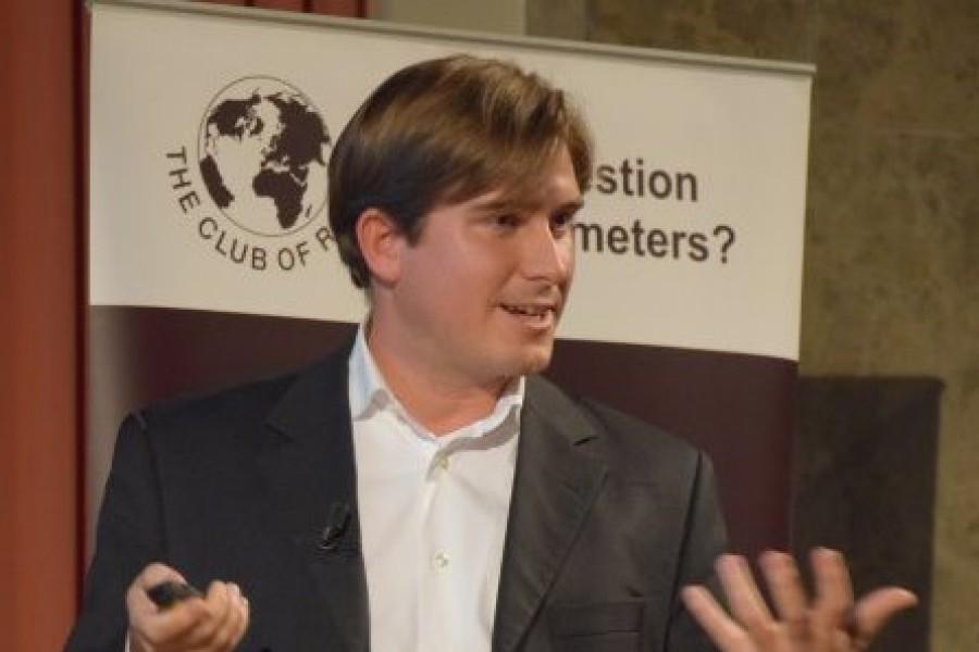 Thomas Bruhn referiert im Deutschen Museum München über Climate Engineering