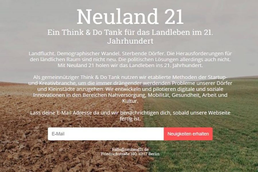 Think Tank 30 Deutschland Mitglied Silvia Hennig wurde für eines der begehr…