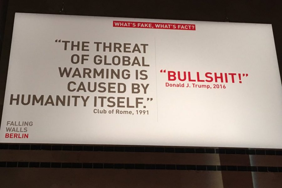 RT @Guemuesay: Global Warming. Fake or fact? @Falling_Walls @thinktank…