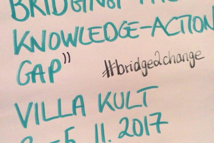 """Warum tun wir nicht, was wir besser wissen? Herbsttagung des Think Tank 30 zu Herausforderungen und Möglichkeiten der Überwindung vom """"Knowledge-Action-Gap"""""""