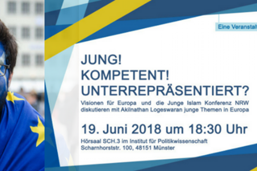 Diskutiert morgen mit unserem Think Tank 30 Deutschland Mitglied Akilnathan…