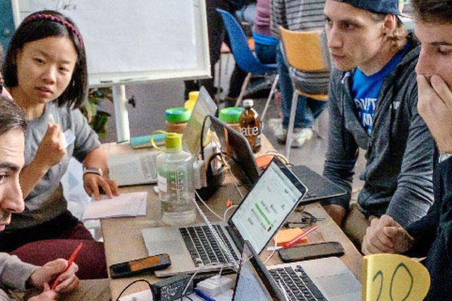 """Jetzt anmelden: Globaler 24 Stunden Klimaschutz-Hackathon """"Climathon"""" – Cli…"""