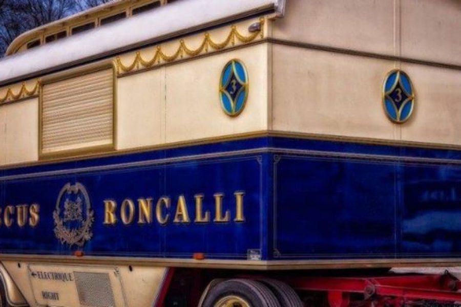 Der Zirkus Roncalli  ist jetzt nicht nur  #tierfrei, sondern auch  #plastik…