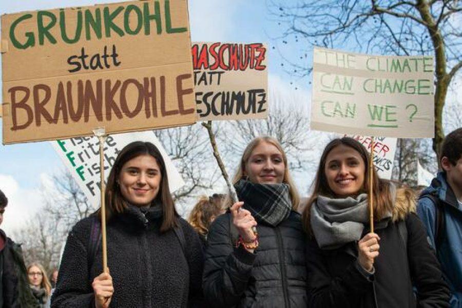 700 Wissenschaftler und Prominente unterstützen Klimastreik