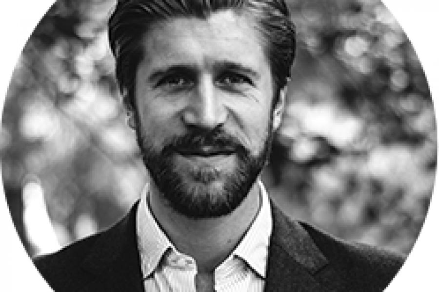 Herzlich Willkommen im Think Tank 30 Deutschland, Benedikt.  Er ist Landwir…