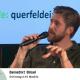"""tt30-Mitglied Benedikt Bösel in den Querfeldein Talks """"Dürre Aussichten"""""""