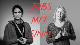 Lunch and Learn mit Tina Teucher und Santa Meyer-Nandi – Biodiversität verstehen; Text: JOBS MIT SINN